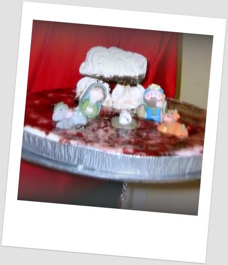 tarta de philadelphia y mermelada 1