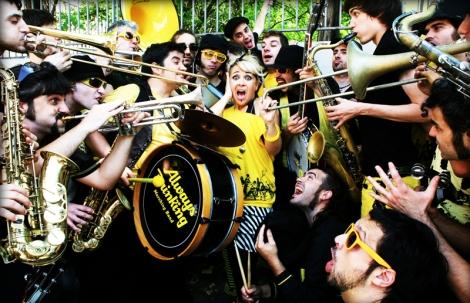 Bass bands