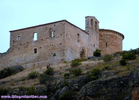 Ermita de San Frutos Segovia